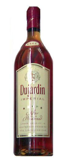 Dujardin imperial aretthom wine spirits for Dujardin imperial
