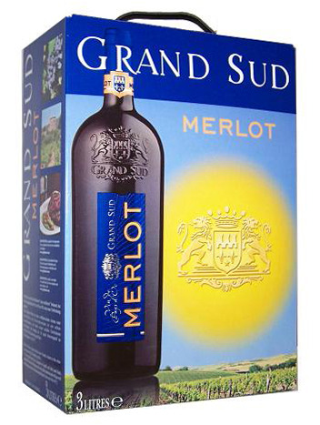 Grand sud merlot aretthom wine spirits for Carrelage grand sud