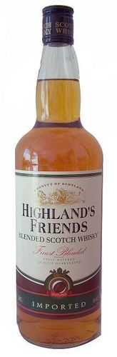 Highland`s Friends Whisky