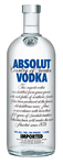 Absolut Vodka- 1 liter