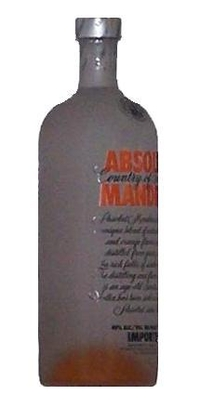 Absolut Vodka Mandarin- 1 liter