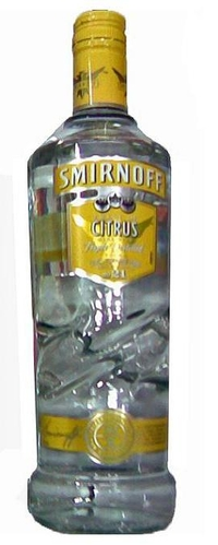 Smirnoff Vodka Citrus Twist