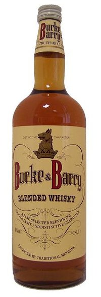Burke + Barry Blended- 1 liter