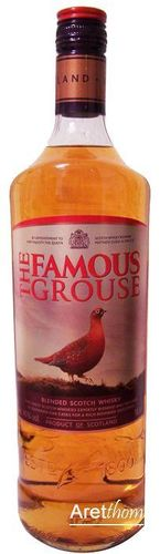 Famous Grouse- 1 liter