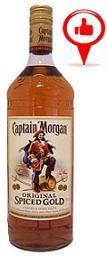Captain Morgan Spiced Rum- 1 liter