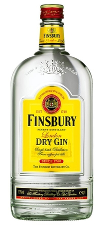 Finsbury London  Dry Gin- 1 litra