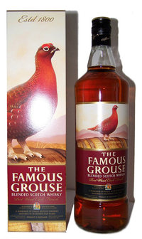 Famous Grouse  Port Wood
