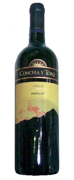 Concha Y Toro Merlot