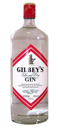 Gilbey`s Gin