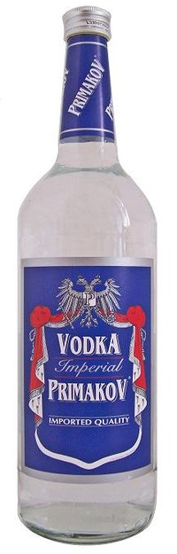 Primakov Vodka