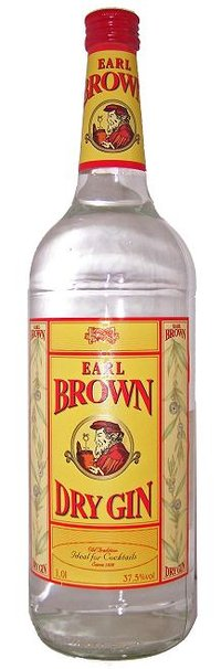 Earl Brown Dry Gin