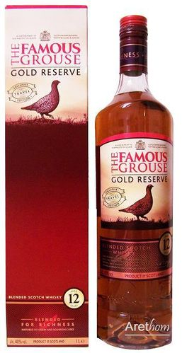 Famous Grouse Gold Reserve 12 YO