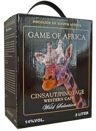 Game of Africa Cinsaut/ Pinotage