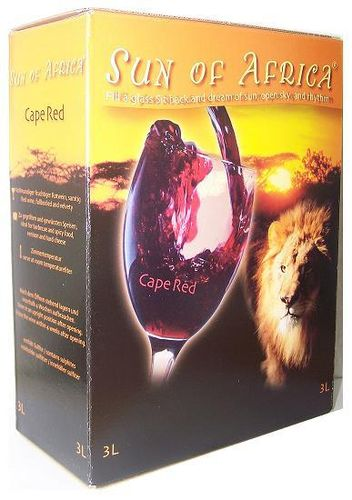 Sun of Africa Cape Red