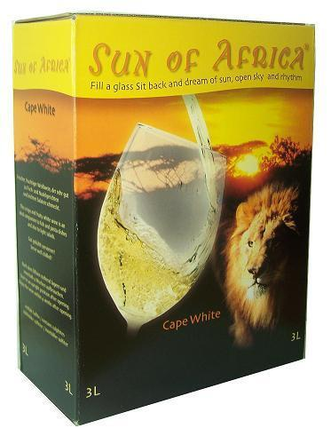 Sun of Africa Cape White