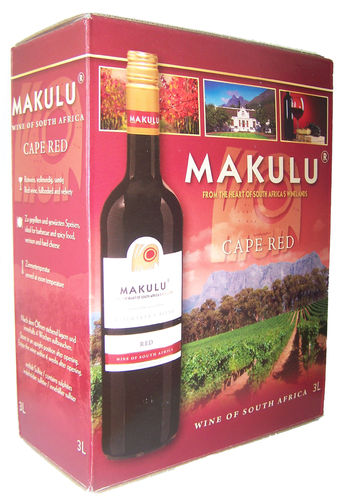 Makulu of Africa Cape Red