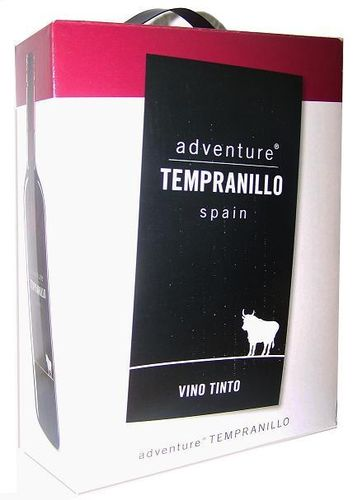 Adventure Tempranillo