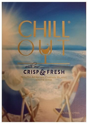 Chill Out Crips & Fresh Chenin Blanc