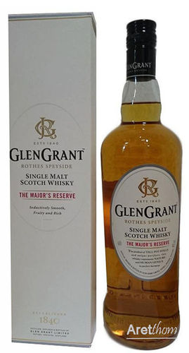 Glen Grant The Major`s Reserve Single Malt- 1 liter