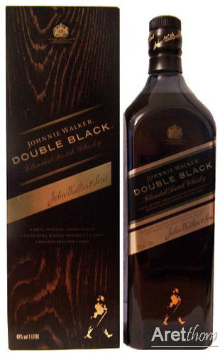 Johnnie Walker  Double Black Label- 1 liter