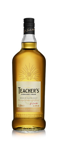 Teacher`s Highland Cream Scotch Whisky
