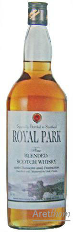 Royal Park Scotch Whisky- 1 liter