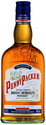 PennyPacker Bourbon-  0,7 liters
