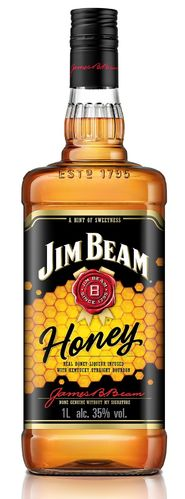 Jim Beam Honey- 1 liter