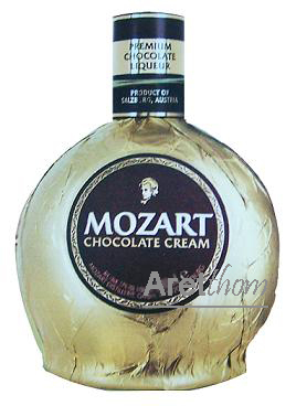 Mozart Chocolate Cream- 1 litra
