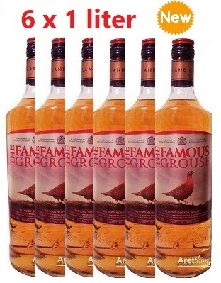 Famous Grouse- 6 x 1 liter